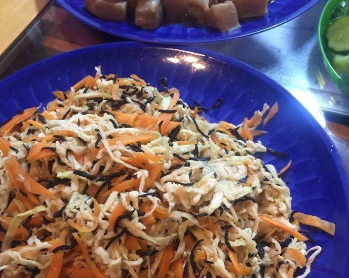 切り干し大根のマヨネーズサラダ
