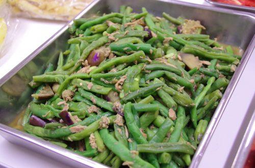 夏野菜とツナ缶の甘辛煮 -ごはんがすすみます-