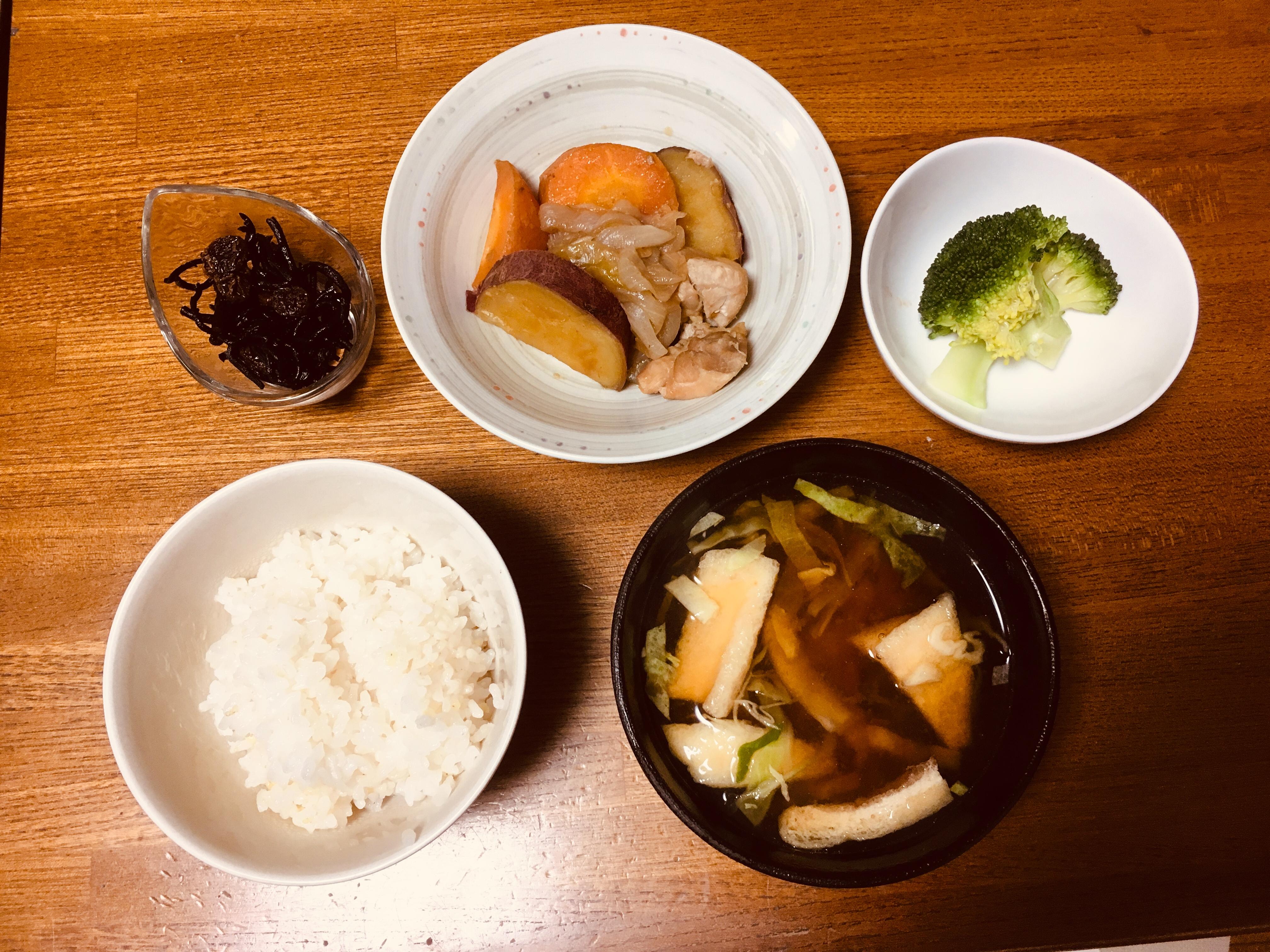 くりまわしレシピ[3]2日目