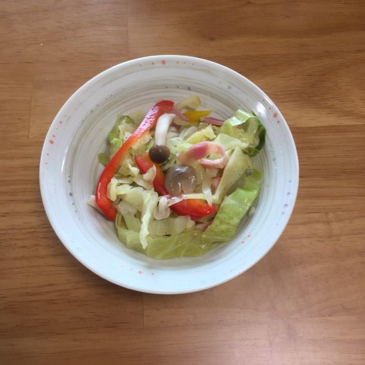 野菜たっぷりの簡単な煮物