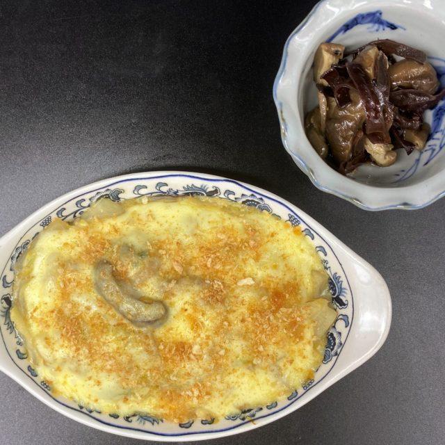 くりまわしレシピ[5]2日目 -白菜・しいたけ・大根-